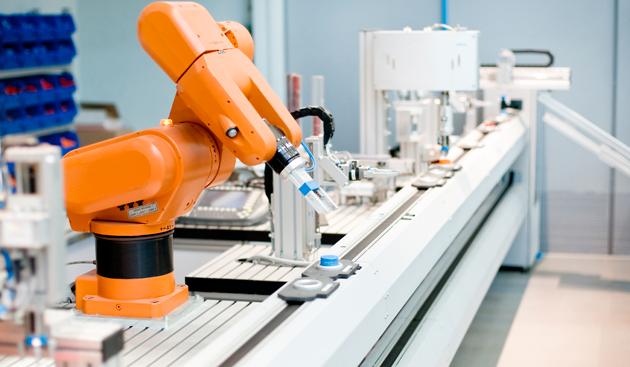 robotisation industrie